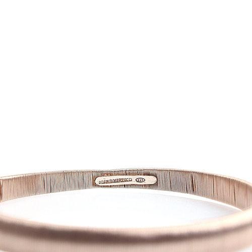 Серебряный браслет Adami Martucci в позолоте, фото