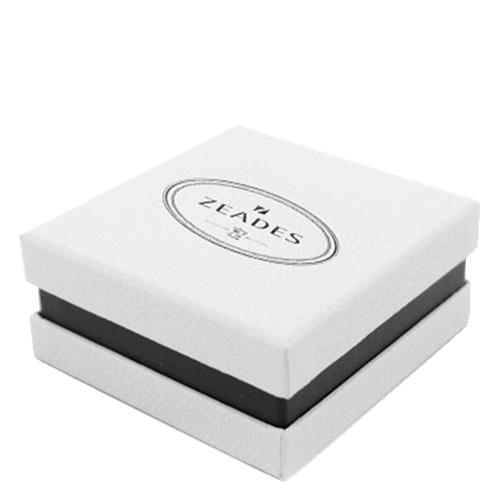 Черный браслет Zeades с застежкой серебристого цвета, фото
