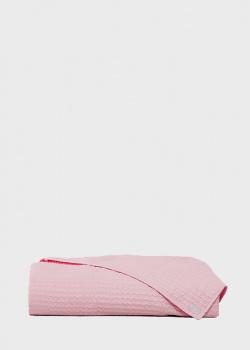 Розовый плед La Perla Home Cleopatra Quilt 270х260см, фото