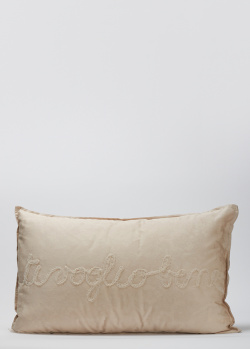 Декоративная подушка La Perla Home Ti voglio bene 30х50см, фото