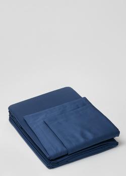 Однотонное постельное белье La Perla Home Trecento Duvet Cover 200х220см, фото