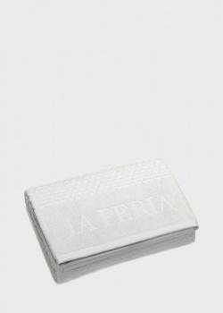 Банное полотенце La Perla Home Adone белого цвета 100х150см, фото