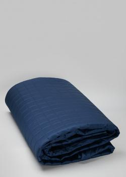 Синее покрывало La Perla Home Trecento 270х270см, фото