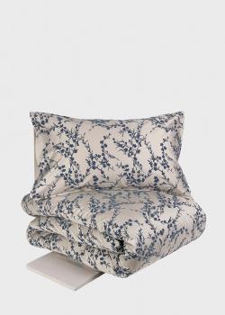 Постельное белье La Perla Home Ramage Duvet Cover с цветочным принтом 220х240см, фото