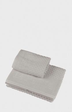 Набор из 2-х полотенец La Perla Home Adone серого цвета, фото