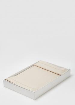 Постельное бежевое белье La Perla Home Cult Duvet Cover 200х220см, фото