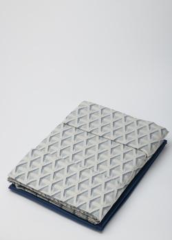 Постельное белье La Perla Home Euclide с геометрическим рисунком 200х220см, фото