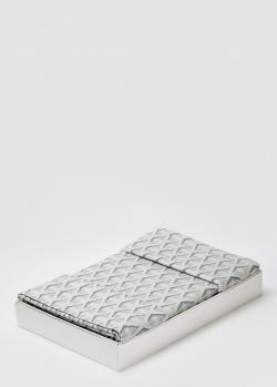 Постельное белье La Perla Home Euclide Duvet Cover с геометрическим узором 220х240см, фото