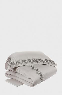 Постельное белье La Perla Home Icon Duvet Cover с кружевом 220х240см, фото