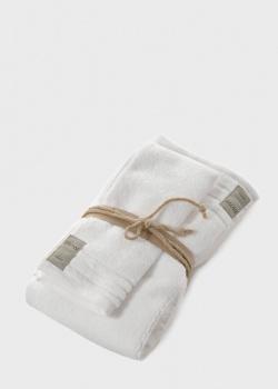 Набор полотенец Fazzini Home Coccola белого цвета 2шт, фото