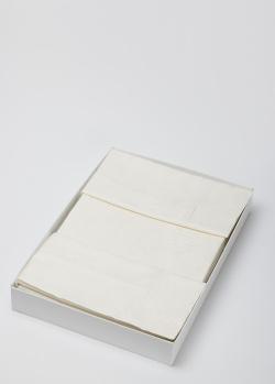Постельное белье La Perla Home Talisman цвета айвори 240х220см, фото