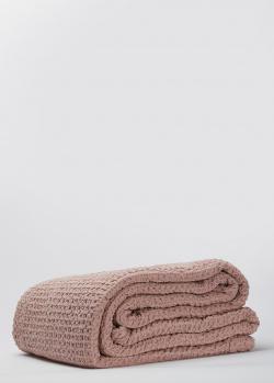Покрывало Fazzini Home Nettare розового цвета 260х260см, фото