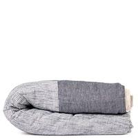 Конопляное одеяло Devo Home серого цвета 200х215см, фото