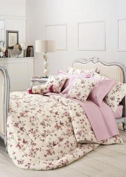 Комплект постельного белья Blugirl Castadiva с принтом-бабочками, фото