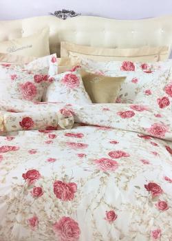 Набор постельного белья Blumarine Blu Notte с цветочным принтом, фото