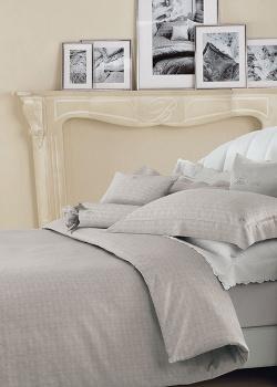 Комплект постельного белья Blumarine Quadrafoglio с узором-буквами, фото