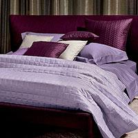 Комплект постельного белья Svad Dondi Leonardo фиолетового цвета, фото