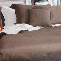 Комплект постельного белья Svad Dondi Gessato бежевого цвета, фото