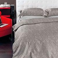 Комплект постельного белья Svad Dondi Oriental с узором бежевого цвета, фото