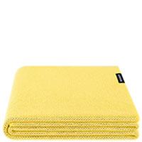 Желтый плед Woolkrafts Classic Uraine Now, фото