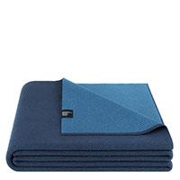 Плед Woolkrafts Knit Classic Tardis Blue, фото