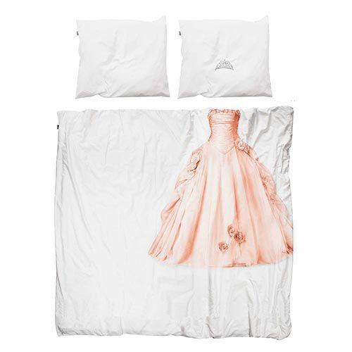 Двуспальный набор постельного белья Snurk Princess, фото