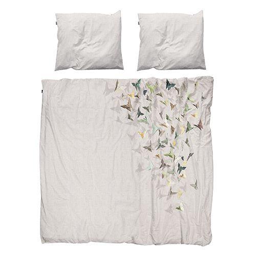 Двуспальный набор постельного белья Snurk Butterfly, фото