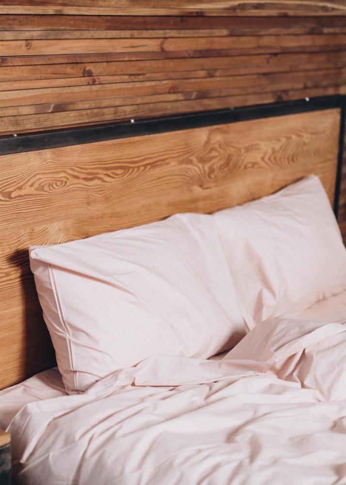 Двуспальный комплект постельного белья Home me Цветение нежности