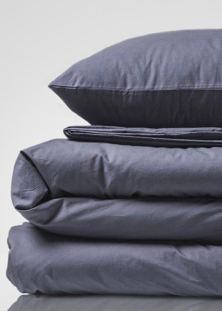 Комплект двуспального постельного белья Home me Саргассово море