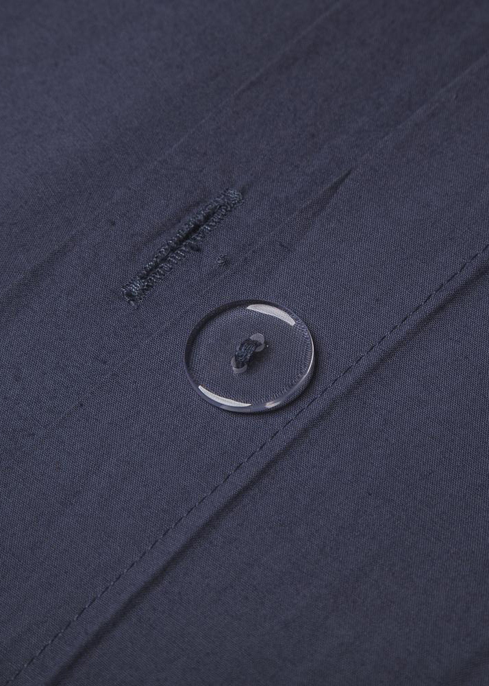 Синее постельное белье Home me Саргассово море из хлопка