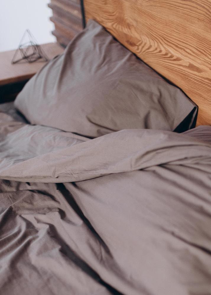 Комплект постельного белья Home me Безмятежность времени из хлопка