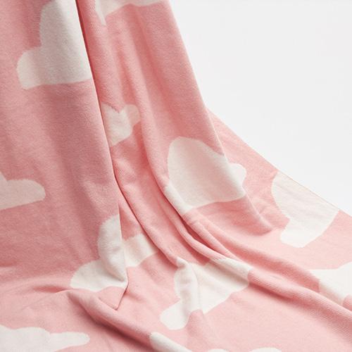 Комплект для новорожденных Perlina Baby Снежная тучка розового цвета, фото