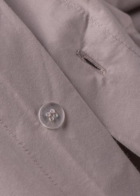 Двуспальный комплект постельного белья Home me Милфей розового цвета, фото