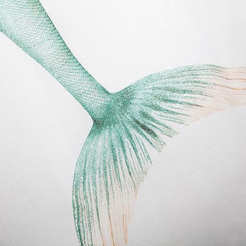 Односпальный комплект постельного белья Snurk Mermaid, фото