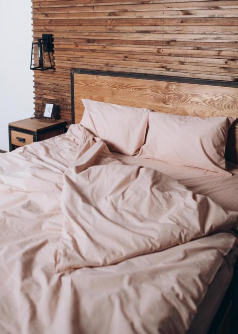 Двуспальный комплект постельного белья Home me Цветение нежности, фото