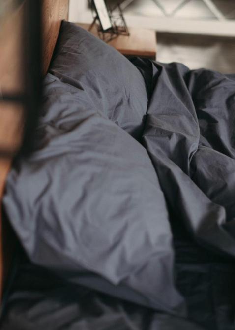 Комплект двуспального постельного белья Home me Саргассово море, фото