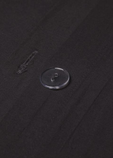 Комплект двуспального постельного белья Home me Таинственность встречи темно-серого цвета, фото