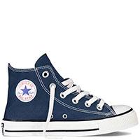 Кеды Converse Chuck Taylor All Star Hi синие, фото