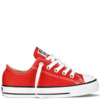 Кеды Converse Chuck Taylor All Star красные, фото