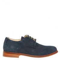 Замшевые туфли Gallucci на шнуровке, фото