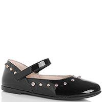 Лаковые туфли Naturino с ремешком, фото