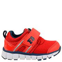 Красные кроссовки Falcotto из текстиля, фото