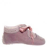 Пинетки-туфли Tods дополненные кожаными вставками, фото