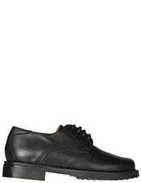 Туфли Carlo Pignatelli из кожи черного цвета, фото