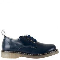 Кожаные туфли Twin-Set с антискользящей подошвой, фото