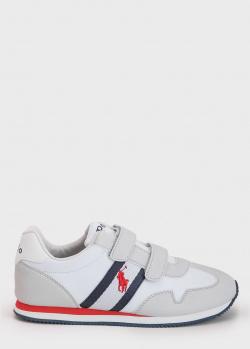 Кроссовки для детей Polo Ralph Lauren с полосками, фото