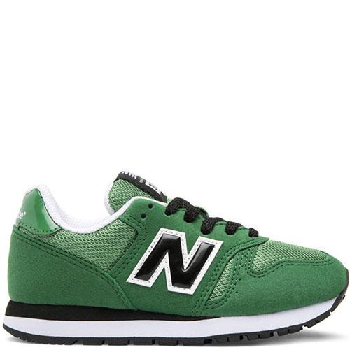 Зеленые кроссовки New Balance 373 Lifestyle, фото