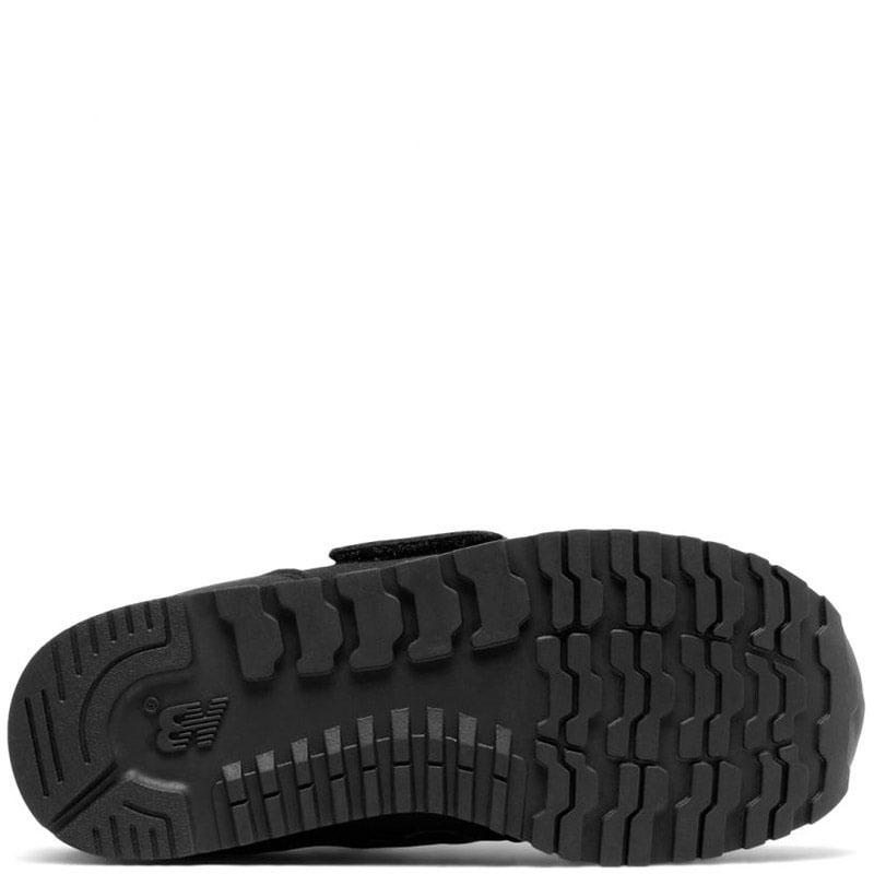 Кроссовки New Balance 373 Lifestyle черного цвета на липучках