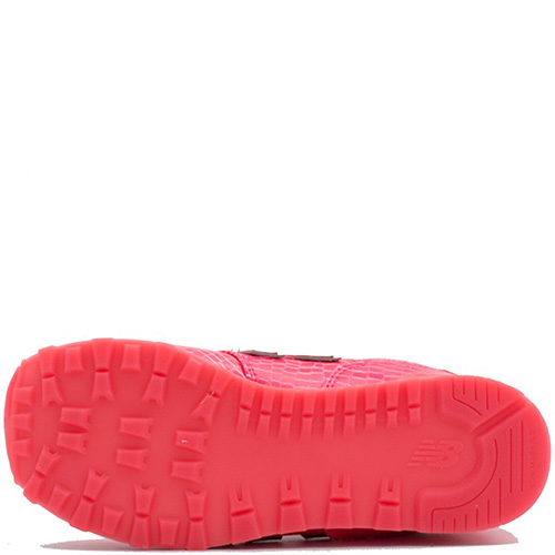 Кроссовки New Balance 574 розового цвета, фото