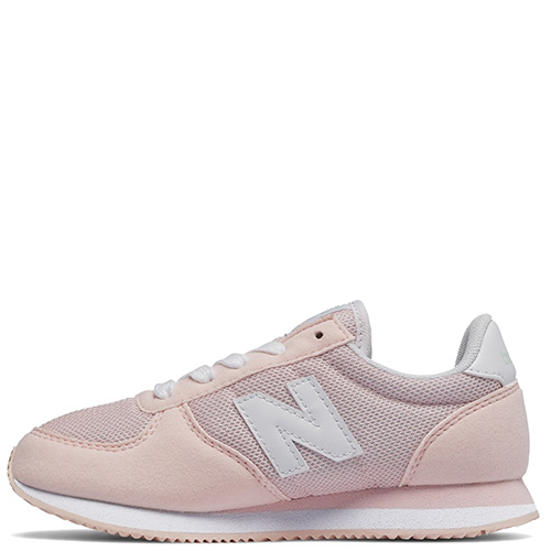 Кроссовки New Balance 220 розового цвета, фото